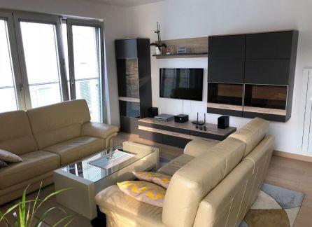 StarBrokers - Exkluzívny predaj - 2 izb. byt s balkónom, NOVOSTAVBA VINOHRADIS, ul. Frankovská, kompletne zariadený