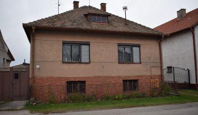 Rodinný dom v Kútoch vhodný aj na komerčné využitie