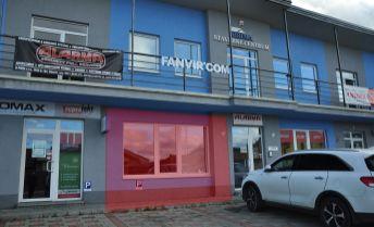 Obchodný priestor do nájmu, 22 m2, Liptovský Mikuláš