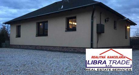 Predaj - Kompletne prerobený 3 izbový rodinný dom v Kopanymonostori