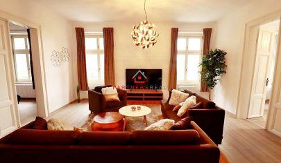 Luxusný 5 izbový byt, vedľa Dómu sv.Alžbety, prenájom, Košice-Staré mesto, Mlynská