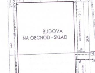 Na predaj budova pre obchod, sklad, výrobu v Žiline