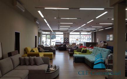 Obchodný priestor na prenájom, 560 m2