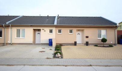 Novinka! Na predaj novostavba ROHOVÉHO 3 izbového rodinného domu v Rohožníku.