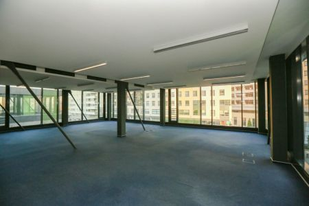 IMPEREAL - prenájom – kancelársky priestor 1090,7 m2, Košická ul., Bratislava II.