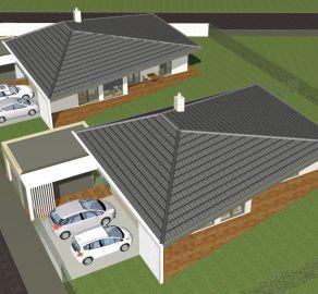 StarBrokers -  PREDAJ - pozemok o výmere 647 m2 s pravoplatným stavebným povolením na výstavbu bungalovu