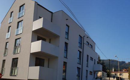 Exkluzívny podkrovný byt s nádherným výhľadom