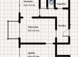 2 izb. byt, Krížna ul., zrekonštr. podľa Vaších predstáv