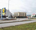 Lukratívny kancelársky priestor: 27 m2, Trenčín, Bratislavská ul./ Zámostie - Corner pri Lidl