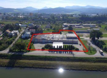 Priemyselný areál / objekt / pozemok / skladové, výrobné priestory ... na predaj  - ILAVA