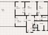 4 izbový byt pri Hviezdoslavovom námesti