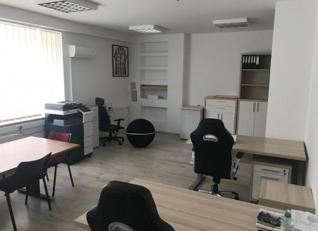 StarBrokers: PRENÁJOM klimatizovanej kancelárie (35 m2) v novostavbe Košická - Ružinov