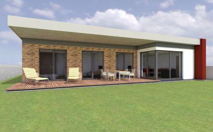 Nové rodinné domy v Hornom Hričove pre Vás a Vašu rodinu