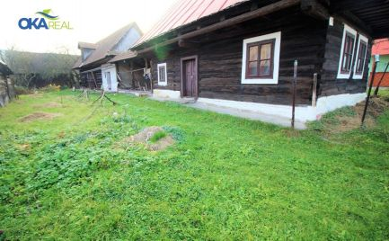 Na predaj drevenica vo Veličnej v blízkosti Dolného Kubína