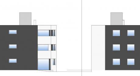 Apartmány v novostavbě 1.řada u moře, Vir