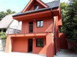 Predaj novej celoročnej murovanej chaty (kolaudácia 2017) v obci Kuchyňa, Podhoranka.