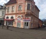 Priestory na prenájom v centre Popradu, prízemie