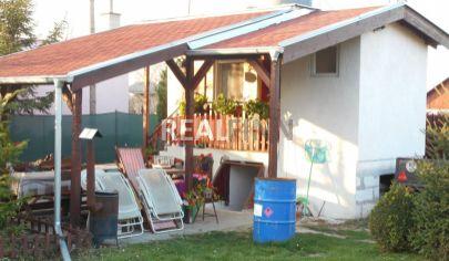 REALFINN Predaj, rekreačná chata so záhradou Nové Zámky
