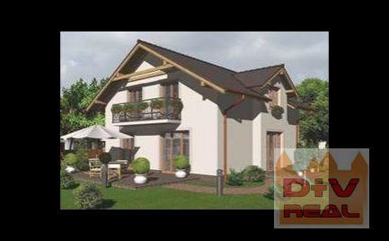 Predaj: 5 izbový rodinný dom, CHorvátsky Grob, časť Čierna voda, garáž, záhrada