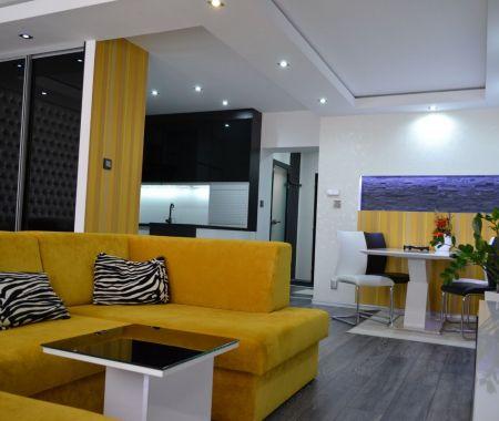 Štýlovo zariadený 2 izbový byt s terasou, Vysoké Tatry