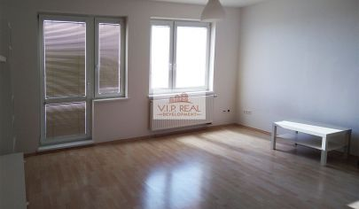 1-izbový byt s loggiou v novostavbe, 46m2, Petržalka