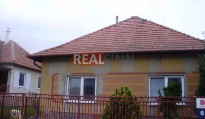 REALFINN - VEĽKÉ LOVCE - Rodinný dom, chalupa na predaj
