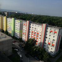 2 izbový byt, Bratislava-Petržalka, 48 m², Pôvodný stav