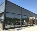 FIRMBOX - komerčný objekt na predaj, novostavba, 215 m2 + 12x parkovacie státie, Trenčín, Brnianska ul. / Zámostie