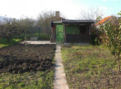 Predaj záhrady s chatkou Žabí Majer v osobnom vlastnícstve.