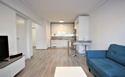 PRENÁJOM - 2i zariadený byt v novostavbe PARI na Nivách, BA II.