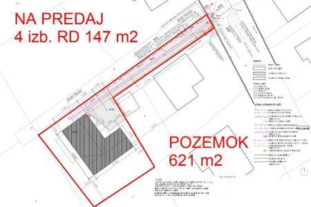 IMPEREAL - Predaj domu 4 izb. (147 m2)