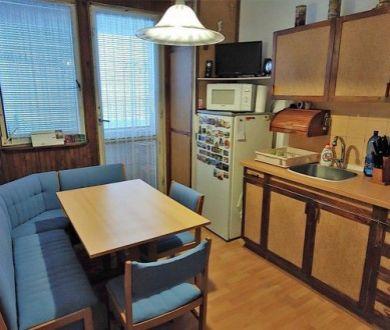 Exkluzívne iba u nás. Ponúkame na predaj veľmi pekný 3 izbový byt s nádherným výhľadom na kaplnku.