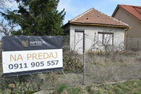 IMPEREAL - Predaj domu na pozemku 3191 m2 v obci Alekšince