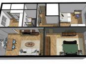 Veľký 3 izbový byt v Topoľčanoch - pôvodný stav, kúpou voľný