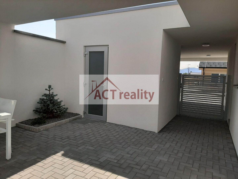 346f67187 ACT REALITY- Vo výstavbe - Nadštandardný rodinný dom Vlčie Kúty Prievidza