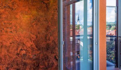 Byt 2+1 s balkónom v novostavbe centrum Sp. Nová Ves