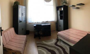 Prenájom zariadeného 3 izbového bytu s balkonom  na Klokočine -TICHÁ LOKALITA - slepá ulička