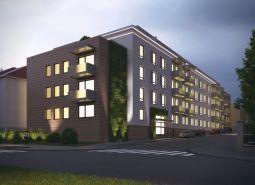 Novostavba pekného, jednoizbového apartmánu v centre s nonstop recepciou