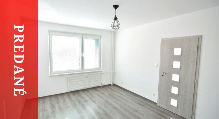 PREDANÉ: Predaj 1i byt na ul. Dobšinského, Vlčince