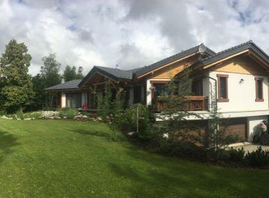 Predaj luxusnej rodinnej vily pre náročných pod Tatrami.