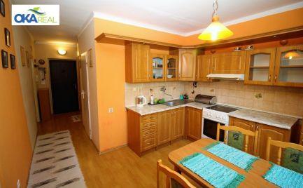 Rezervované !!! Na predaj veľkometrážny bezbariérový 2 izbový byt 69,7 m2 v Tvrdošíne