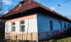 Rodinný dom - Chata v pôvodnom stave v tichej lokalite, okr. Sobrance