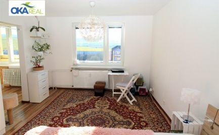 ZNÍŽENÁ CENA !!! EXKLUZÍVNE Na predaj 1 izbový byt v Trstenej vhodný ako investičná príležitosť s pravidelným príjmom