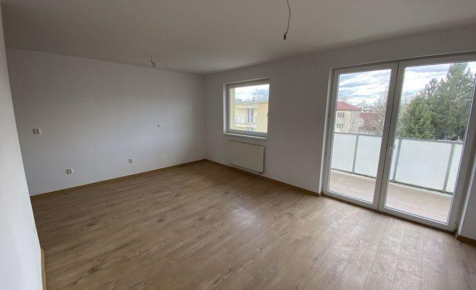 Na predaj 2 izb byt v novostavbe v obci Ladce.
