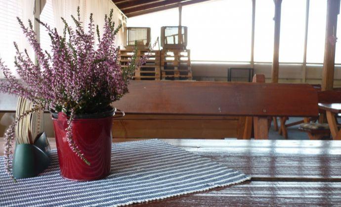 Na predaj plne funkčné pohostinstvo s vedľajšími priestormi na podnikateľské účely