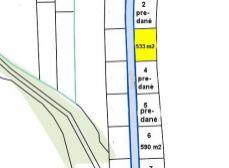 ACT REALITY-  Pozemok pre výstavbu rodinného domu + studňa + siete - Veľká Čausa