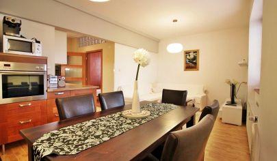 Veľmi pekný 3-izb byt  (70m2), zariadený / Kisdyho ul. / KE - Sever