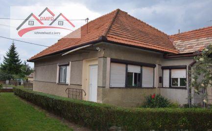 Ponúkam na predaj rodinný dom v obci Kamenec pod Vtáčnikom
