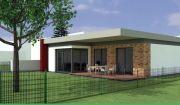 Novostavba rodinného domu Horný Hričov