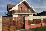 Predaj 4-izbového rodinného domu v Bellovej Vsi, okres Dunajská Streda, garáž + letná kuchyňa, hospodárske budovy. Cena 135 000 €